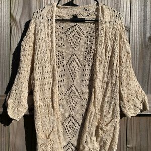 FOREVER 21 | knitted cardigan